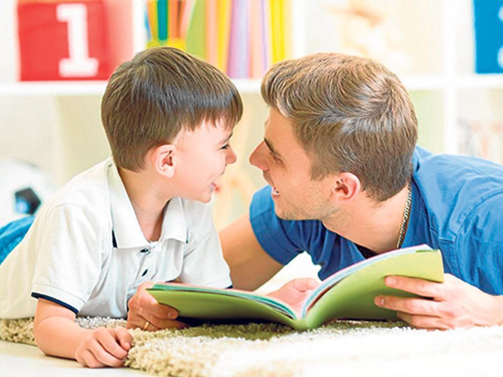 Incentiva a tus hijos el hábito de la lectura