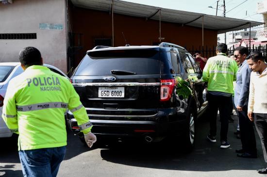 Detienen en la provincia de Los Ríos a sospechosos de disparos contra abogado de Guayaquil