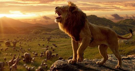 ''El Rey León'' se convierte en cinta animada más taquillera de la historia