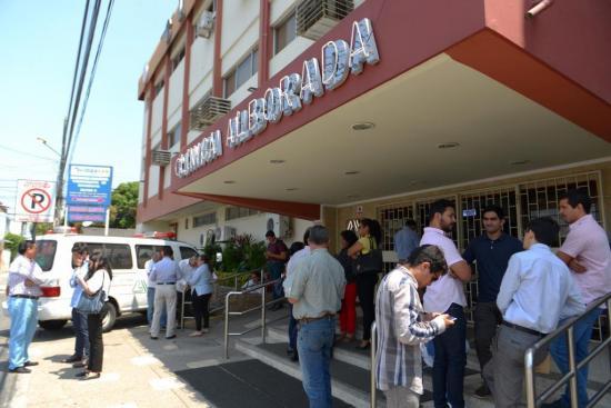Suben a 7 los detenidos por ataque a abogado en Guayaquil