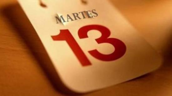 Martes 13: la superstición y por qué se dice que es un día de mala suerte