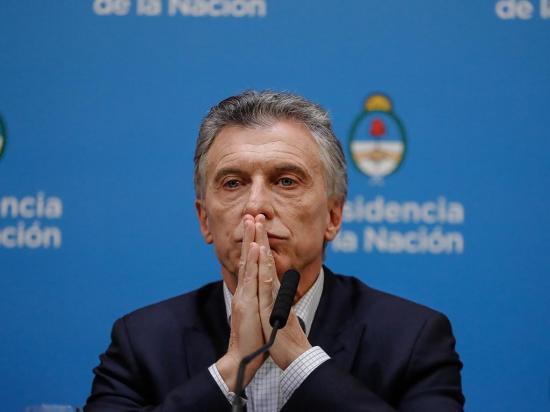 Revés electoral y en la bolsa para Macri