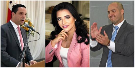Tres alcaldes manabitas son 'piropeados' en sus redes sociales