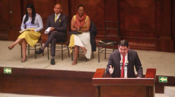 La Asamblea destituye a los cuatro vocales del Consejo de Participación Ciudadana