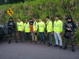 Gobierno anuncia rescate de la niña Anahí Miranda, secuestrada en Quito