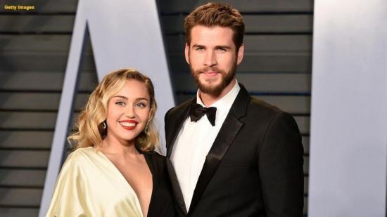Liam Hemsworth le desea salud y felicidad a MileyCyrus tras su separación