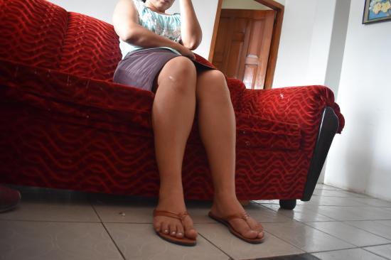 Mujer fue violada en una cooperativa ubicada en la vía a El Carmen