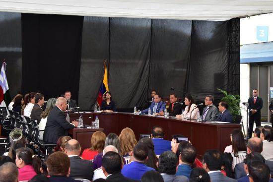 Municipio de Portoviejo defenderá al vicealcalde Valdiviezo