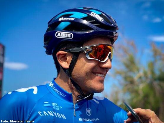 Richard Carapaz: 'Sosa es justo vencedor de etapa, ha sido mejor'