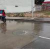 Maniobra para reparar el colector sanitario de Tarqui provocará reboses en la av. 4 de Noviembre