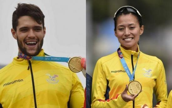 Gobierno ecuatoriano premia con casi 100.000 dólares a medallistas de los Juegos Panamericanos