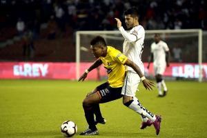 Liga de Quito venció una vez más a Barcelona SC en Casa Blanca
