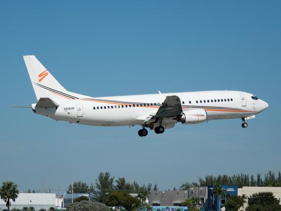 Cubano llega a Miami como polizón entre la carga de un avión