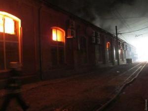 Incendio en un hotel de Ucrania deja al menos ocho muertos y diez heridos