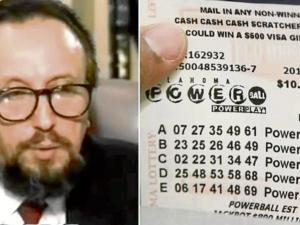 Hombre ganó la lotería  14 veces