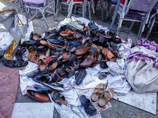 Atentado con bombas en una boda deja 63 muertos