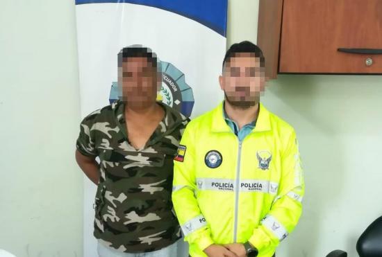 """Detienen a sospechoso del crimen de alias """"Caliche"""""""