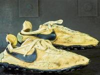 Venden zapatos Nike de 1972 en 50 mil dólares