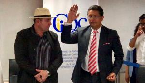 Cristhian Cruz es el nuevo presidente del Consejo de Participación Ciudadana y Control Social
