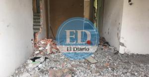 Ciudadanos sienten temor por abandono de multifamilares de Los Olivos en Portoviejo