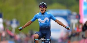 El ecuatoriano Richard Carapaz no disputará la Vuelta a España