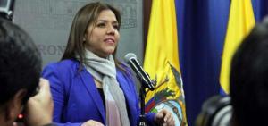 María Alejandra Vicuña será juzgada en septiembre por presunta concusión