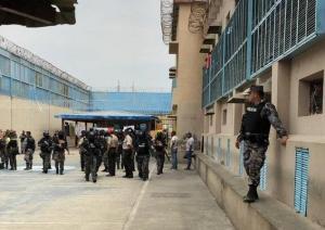 Incidente en la Penitenciaría del Litoral deja un muerto y un herido