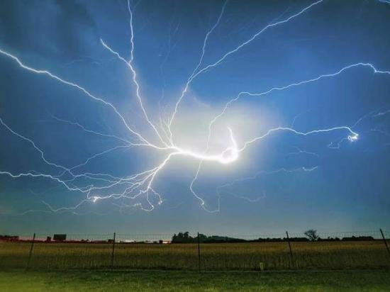 Tormenta eléctrica mata a 5 personas