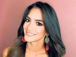 María Alejandra, a las noticias