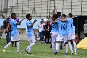 Manta FC derrotó por 2-1 a Atlético Porteño en Durán y sube al segundo puesto