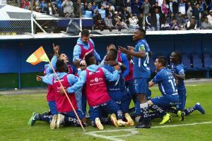 Macará sigue siendo el líder del campeonato ecuatoriano