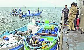 Pescadores fueron atacados por piratas en alta mar
