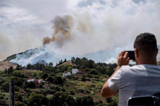 La Amazonía está en llamas y el presidente de Brasil insinúa que la culpa es de las ONGs