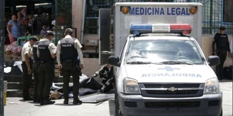 Tres policías fueron víctimas de un accidente de tránsito en la vía Panamericana Sur