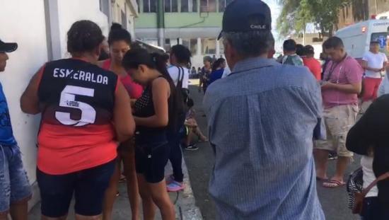 Dos muertos en balacera en el barrio Nueva Esperanza de Manta