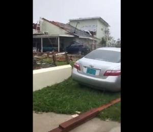 [VÍDEO] El huracán Dorian devasta las Islas Ábaco, en el noroeste de Bahamas