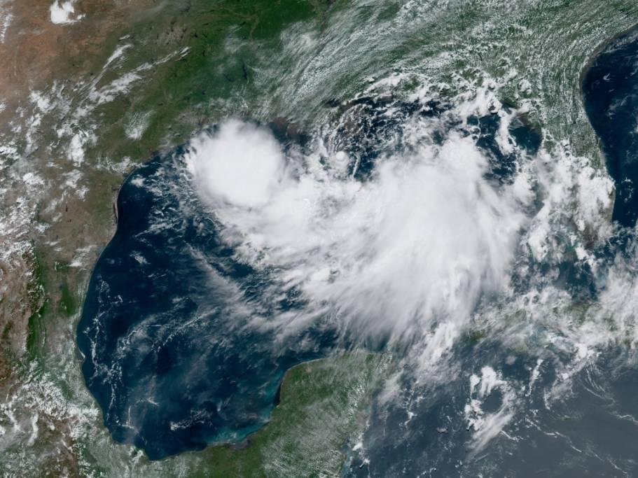 Al huracán Dorian se le puede sumar hoy una tormenta tropical en el Golfo de México