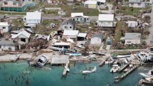 Cifra oficial de muertos en Bahamas por el paso del huracán Dorian sube a 20