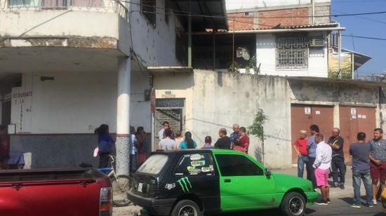 Hombre de 56 años se quitó la vida en Portoviejo