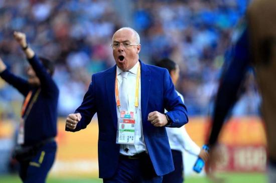 Jorge Célico corrió riesgos, sembró esperanza y confianza con selección ecuatoriana
