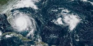Dorian amenaza como huracán a Canadá