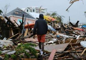 Asciende a 43 el número de muertos en Bahamas por el paso del huracán 'Dorian'