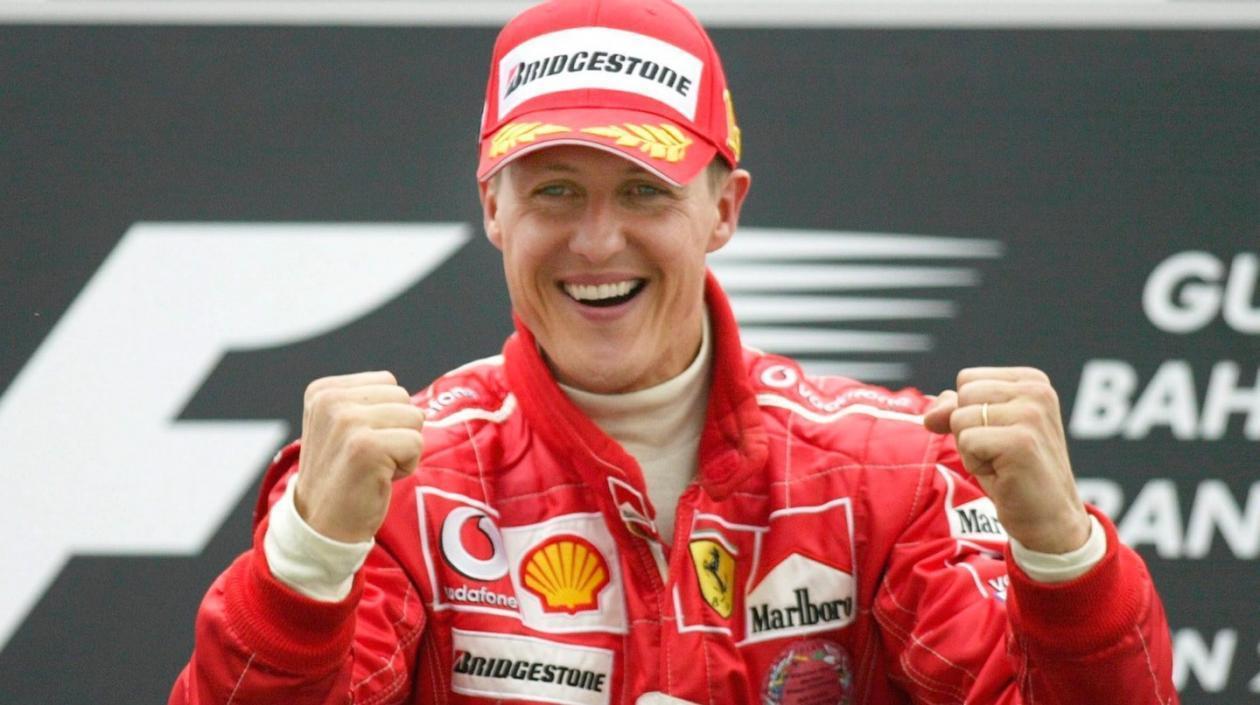 Michael Schumacher ingresa en un hospital de París para un ''tratamiento secreto''