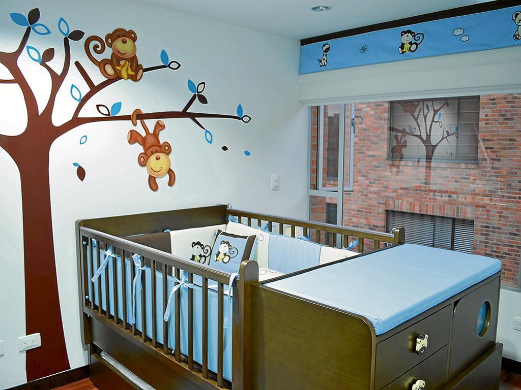Plasma emociones en el cuarto de tu bebé   El Diario Ecuador