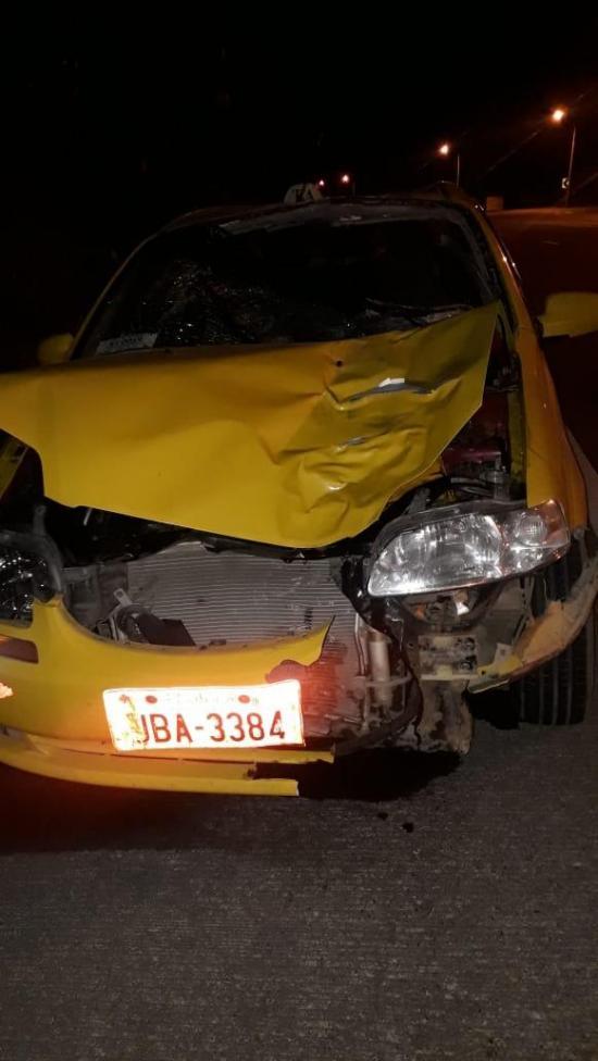 Hombre de 64 años muere atropellado en Santo Domingo
