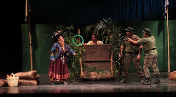 [VÍDEO] ULEAM retira apoyo económico a festival de Teatro de Manta