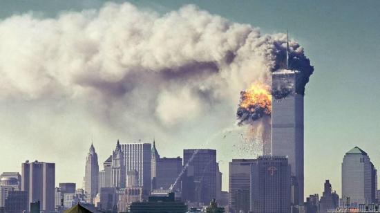 Hoy se cumplen 18 años de los atentados a las Torres Gemelas del 11-S en Nueva York