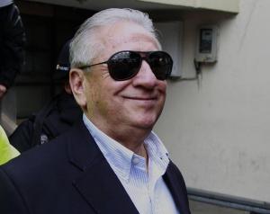 El expresidente de la FEF, Luis Chiriboga, abandonó la cárcel de Ambato