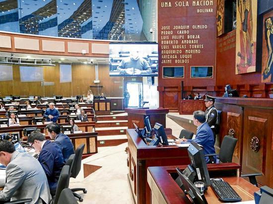 La Asamblea Nacional quiere $40 millones más en el presupuesto para el 2020