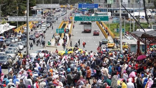 Ministro de Exteriores y del Interior discrepan sobre permiso a venezolanos en tránsito